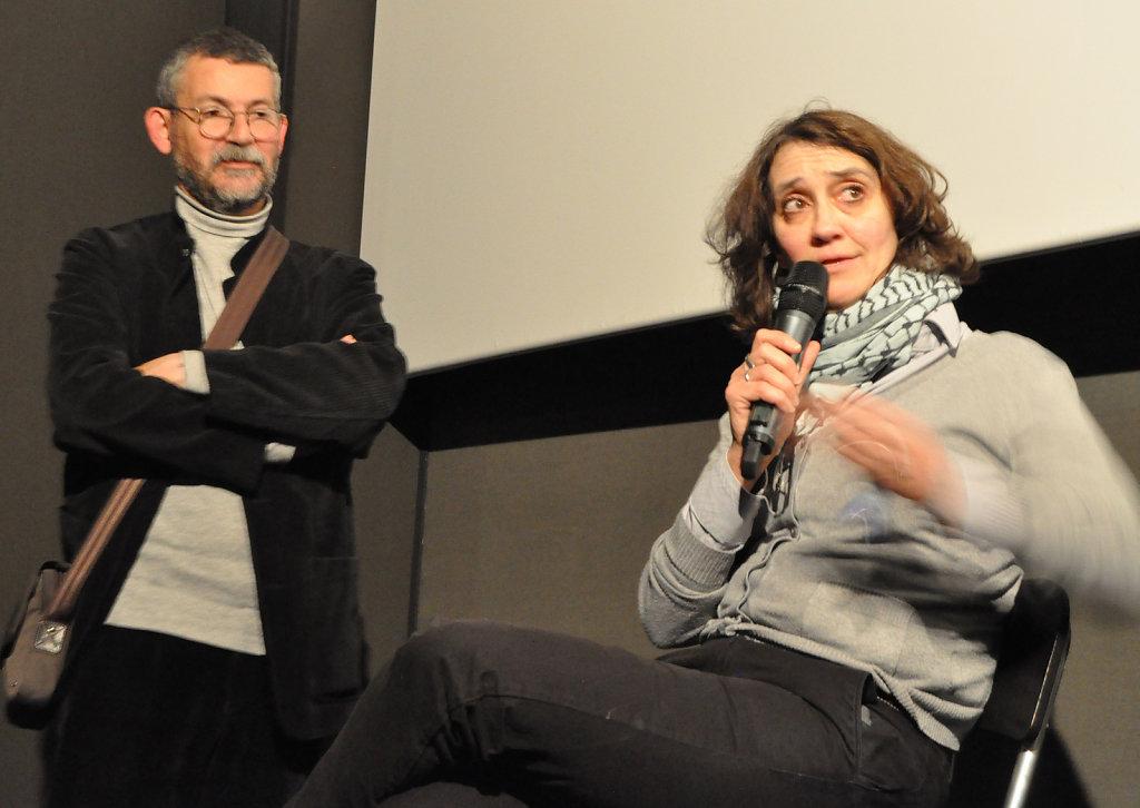 Dominique Vidal & Isabelle Avran